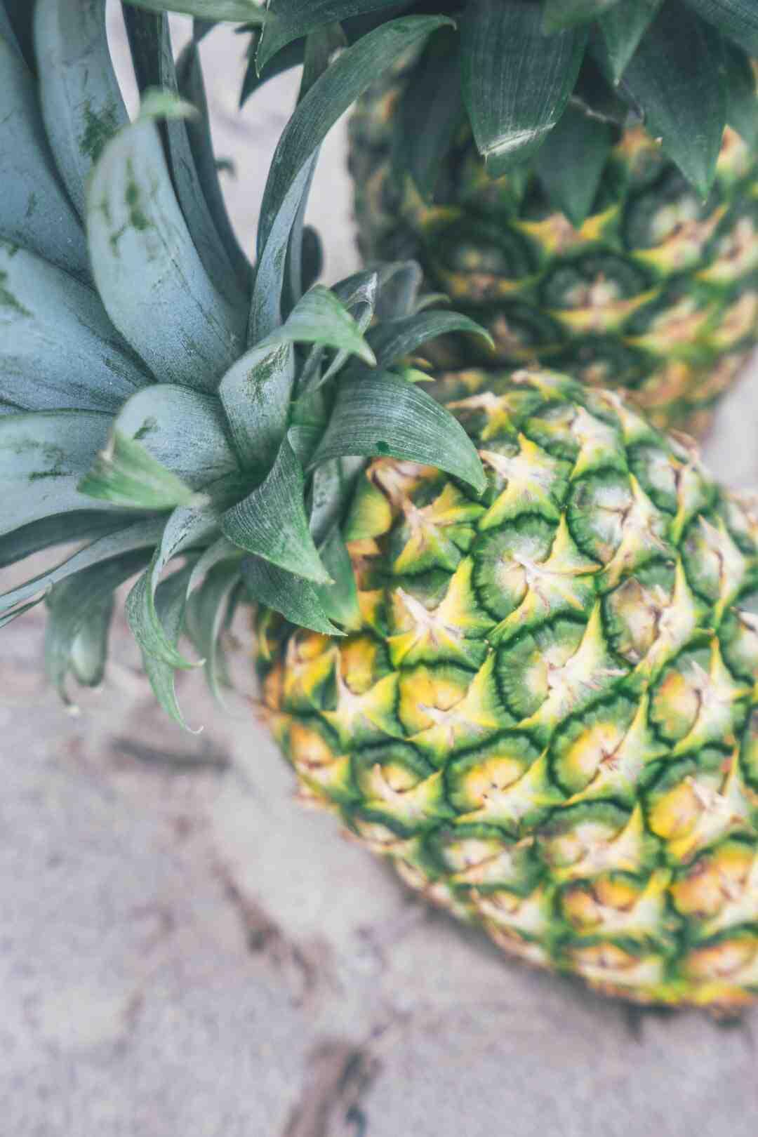 Comment lutter contre la grippe avec du jus d'ananas