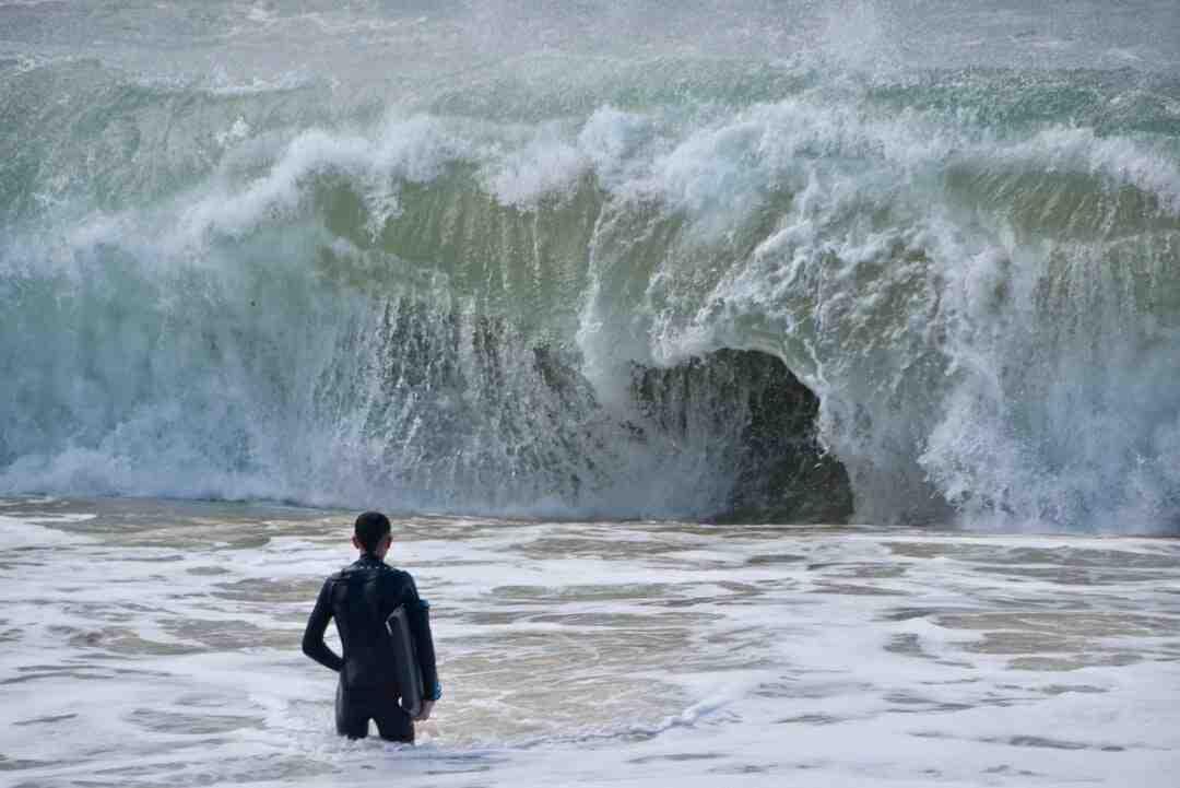 Comment se préparer à un tsunami