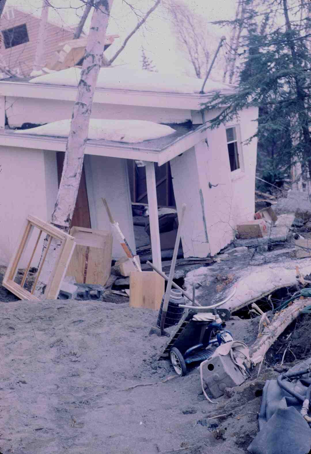 Quelle est le synonyme de tremblement de terre ?